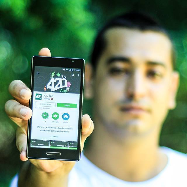 420App para Android já está disponível na Play Store