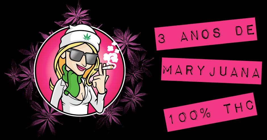 Maryjuana completa três anos no ar