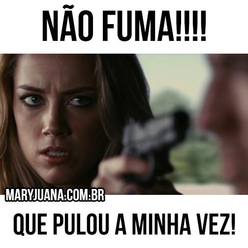 nao-fume-maconha-meme