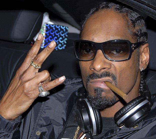 Snoop Dogg lança site dedicado à maconha