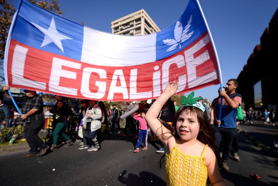 Chile é o país latino-americano que mais apoia a legalização da maconha