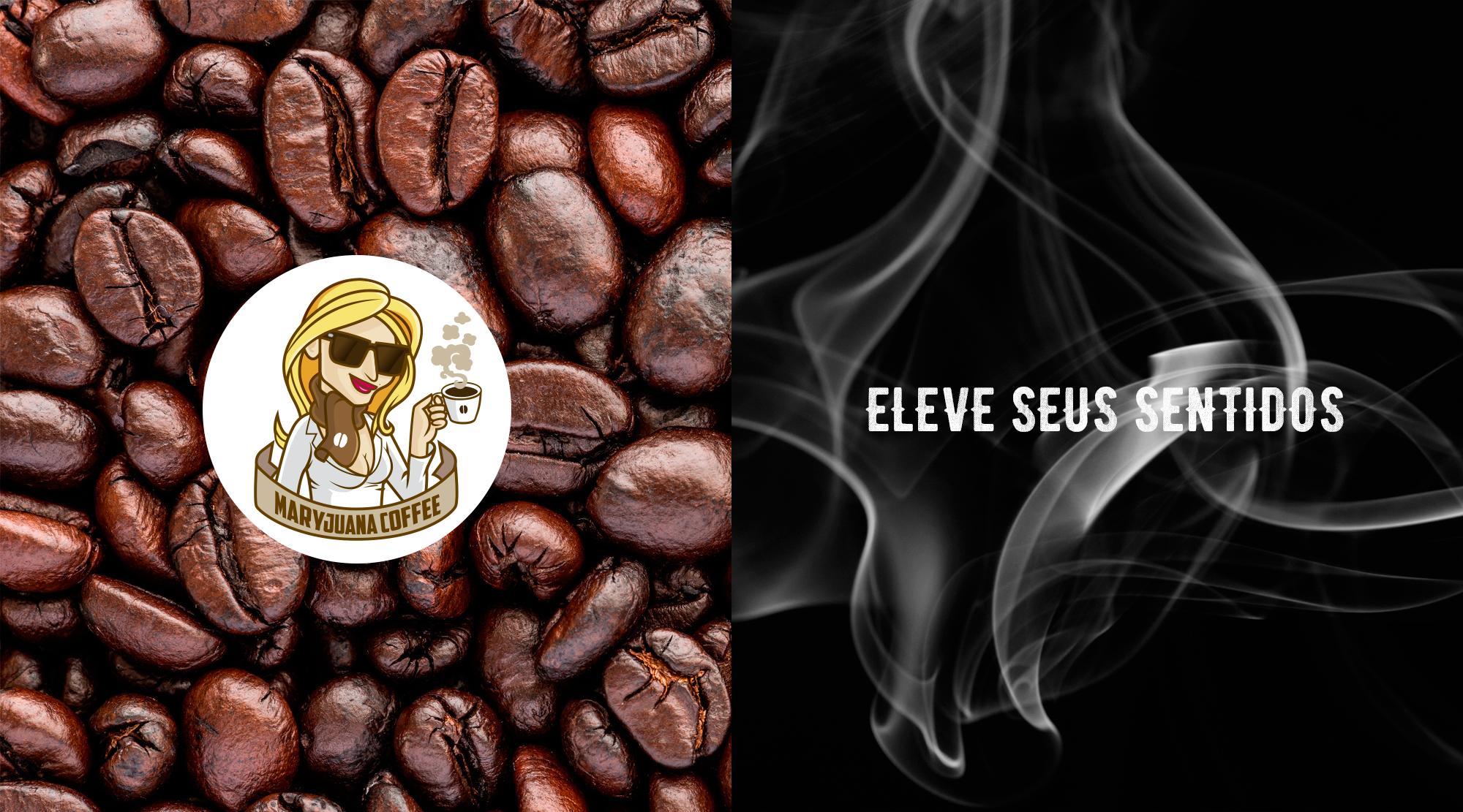 Lançamento do Maryjuana Coffee em Campinas (SP)