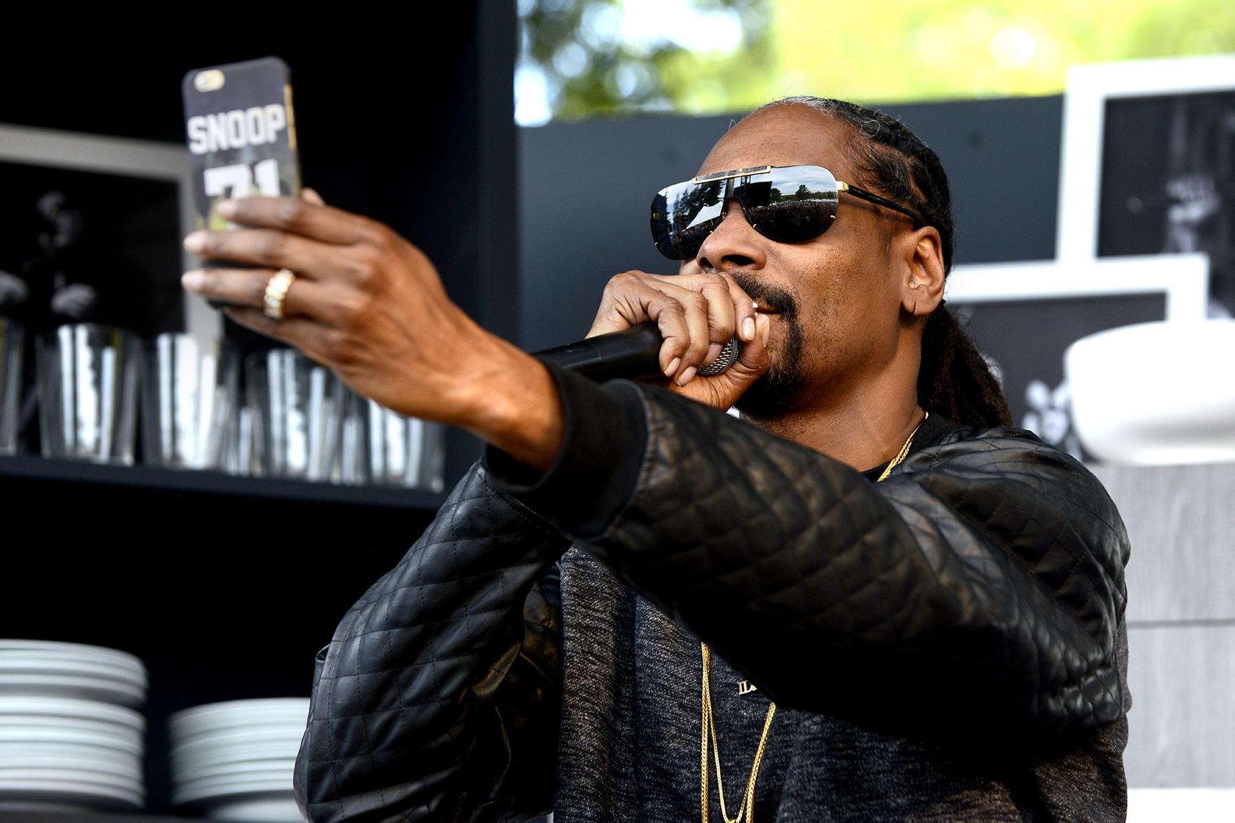 Empresa de Snoop Dogg investe em startup de tecnologia canábica