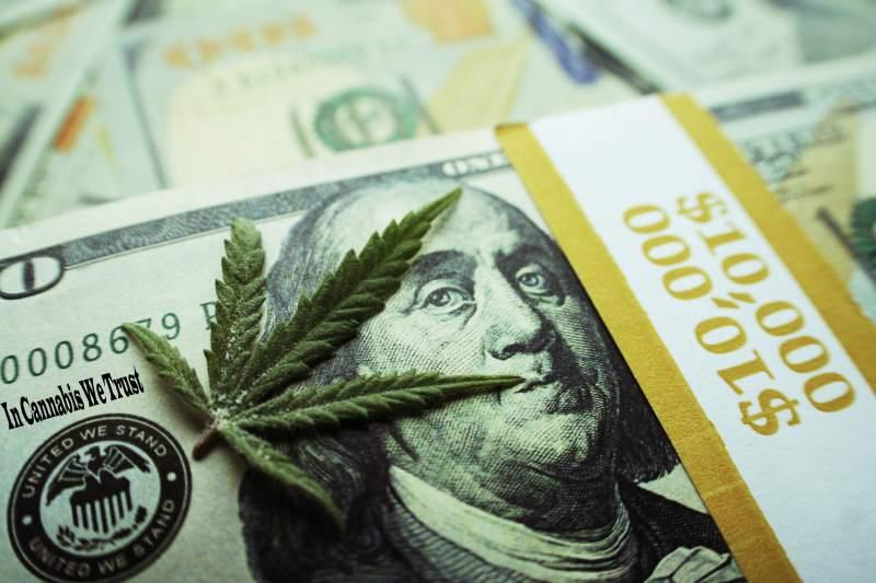 Califórnia estuda criação de banco estadual dedicado à indústria canábica