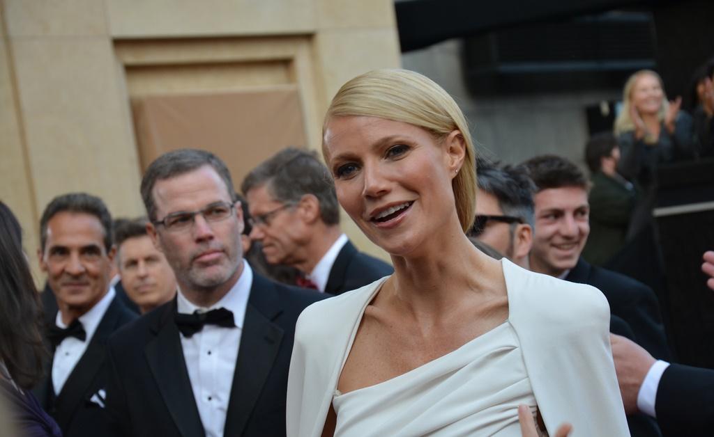 Em entrevista, Gwyneth Paltrow admite uso de maconha