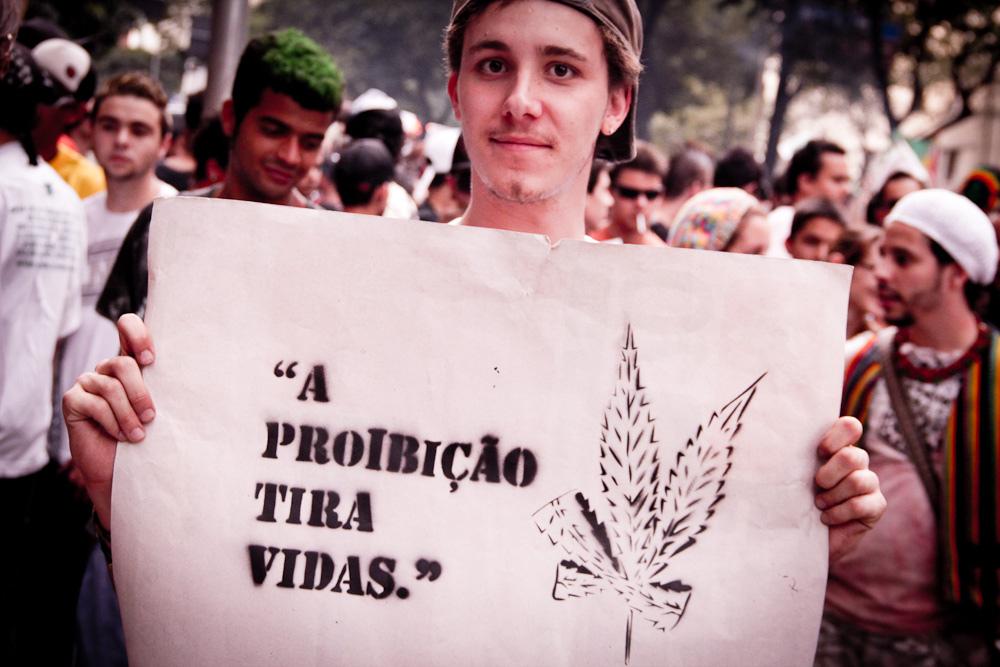 Pod-Drogas #1: Marcha da Maconha