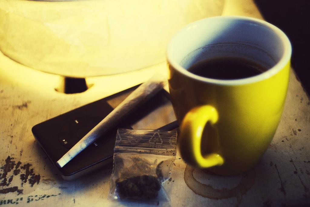 8 tipos de maconha para harmonizar com café