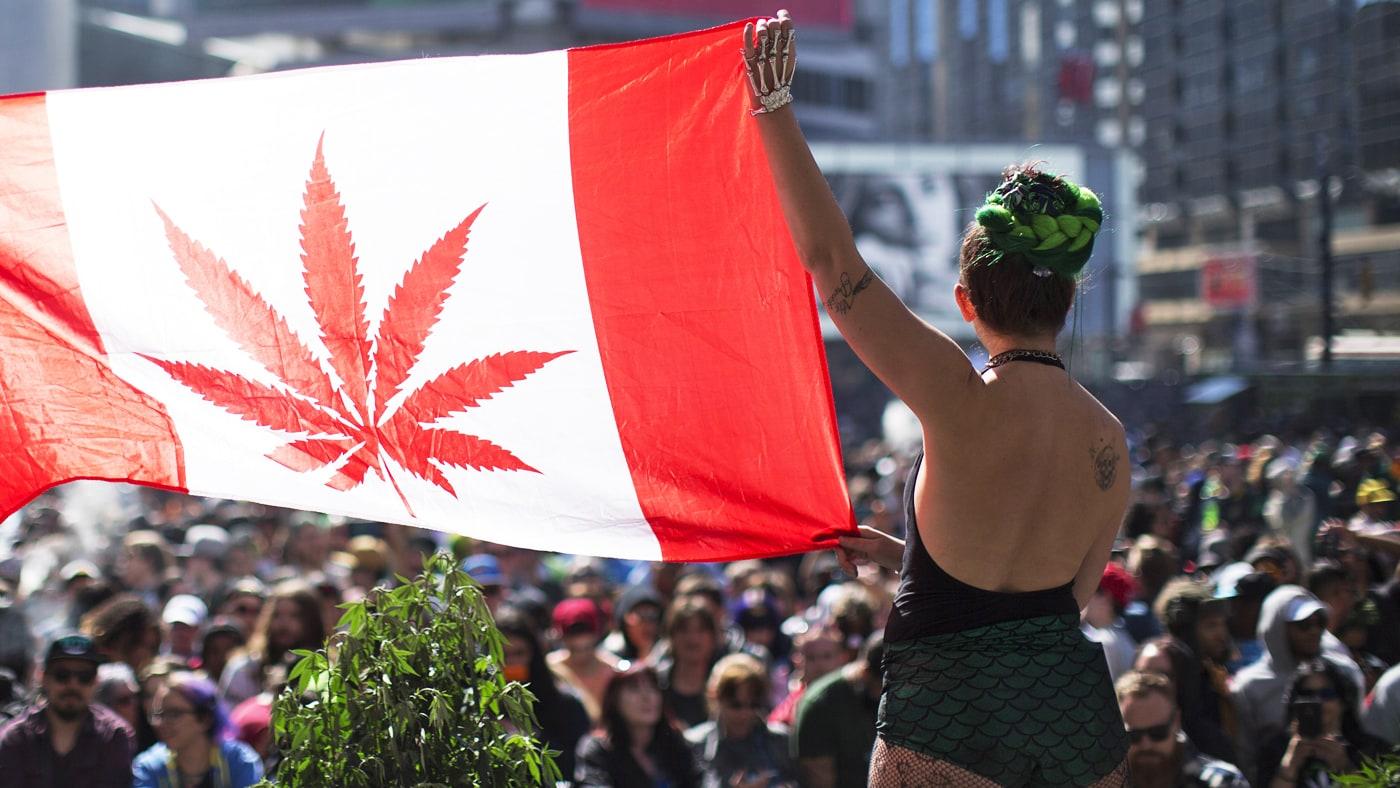 Maconha deve gerar negócios bilionários no Canadá