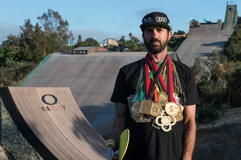Bob Burnquist quer liderar movimento para maconha deixar de ser doping