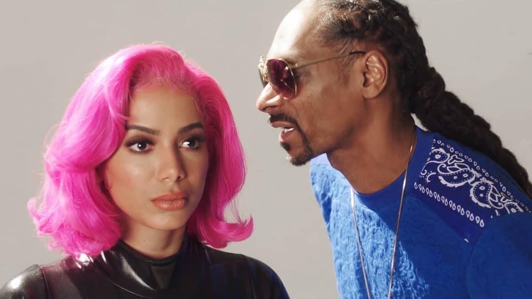 """""""Onda diferente"""": confira novo clipe de Anitta com participação de Snoop Dogg"""