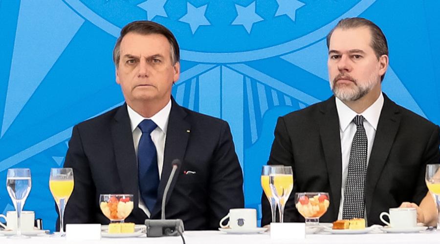 Após reunião com Bolsonaro, Toffoli deve retirar descriminalização da maconha da pauta do STF