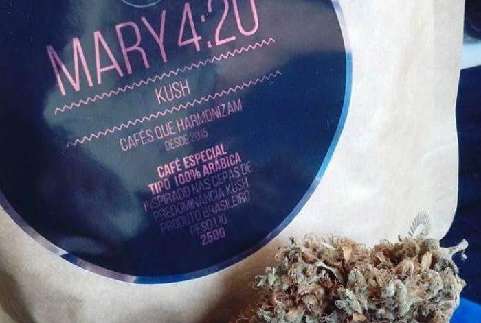 Mary 4:20 Kush: prazeres intensos para os amantes de café e cannabis