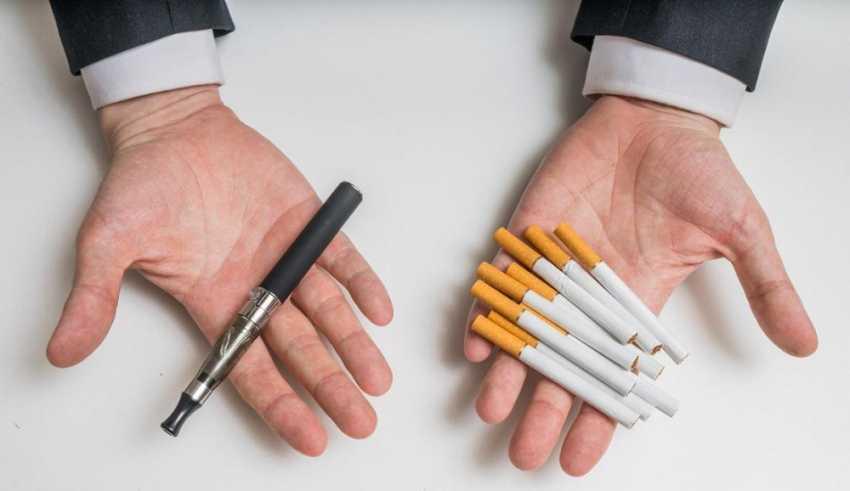 Sociedade Americana de Câncer apoia a substituição do cigarro pelo vaporizador